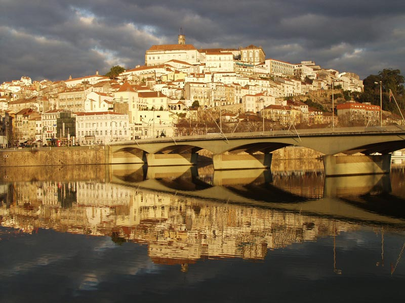 Coimbra Ponte de Santa Clara
