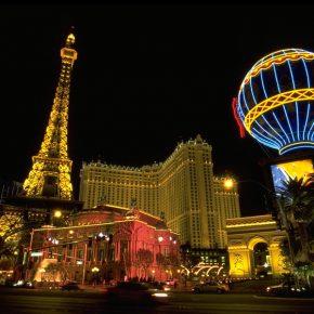A noite de Las Vegas