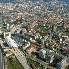 Braga - Vista Aérea